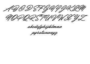Album-Matrimonio-personalizzato_font_Carolina-H